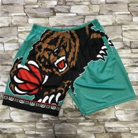 Vancouver Grizzlies M&N Big Face Shorts