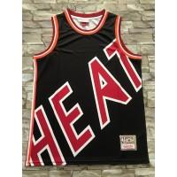 Miami Heat M&N Big Face Jersey