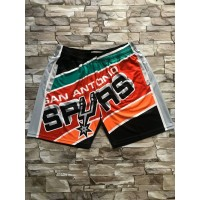 San Antonio Spurs M&N Big Face Shorts