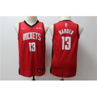 James Harden Houston Rockets 2020 Red Kids/Youth Jersey