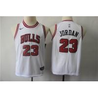 *Michael Jordan Chicago Bulls White Kids/Youth Jersey