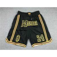 *Kobe Bryant Mamba JUST DON Special Edition Shorts