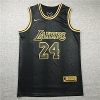 Kobe Bryant Mamba Logo Golden Edition Jersey