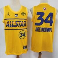 *Giannis Antetokounmpo 2021 All Star Game Jersey