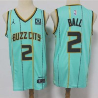 *LaMelo Ball Charlotte Hornets 2020-21 City Edition Jersey