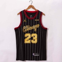 *Michael Jordan Chicago Bulls 2020-21 Showtime Edition Jersey