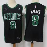 Kemba Walker Boston Celtics 2020-21 Statement Black Jersey