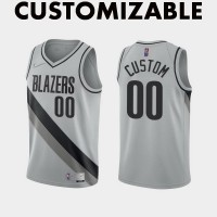 *Portland Trail Blazers 2020-21 Earned Edition Customizable Jersey