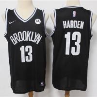 *James Harden Brooklyn Nets 2020-21 Black Jersey