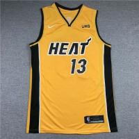 Bam Adebayo Miami Heat 2020-21 Earned Edition Jersey