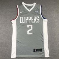 *Kawhi Leonard Los Angeles Clippers 2020-21 Earned Edition Jersey