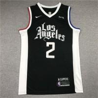 *Kawhi Leonard Los Angeles Clippers 2020-21 City Edition Jersey