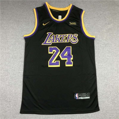 *Kobe Bryant Los Angeles Lakers 2020-21 Earned Edition Jersey