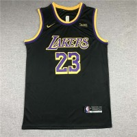 *LeBron James Los Angeles Lakers 2020-21 Earned Edition Jersey
