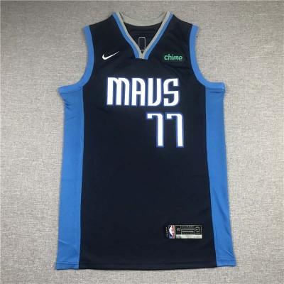 *Luka Dončić Dallas Mavericks 2020-21 Earned Edition Jersey
