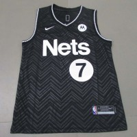 *Kevin Durant Brooklyn Nets 2020-21 Earned Edition Jersey