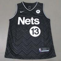 *James Harden Brooklyn Nets 2020-21 Earned Edition Jersey