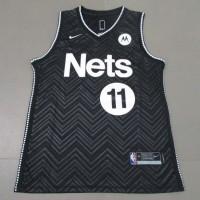 *Kyrie Irving Brooklyn Nets 2020-21 Earned Edition Jersey
