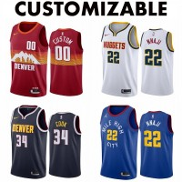 Denver Nuggets  2020-21 Customizable Jerseys