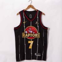 Kyle Lowry Toronto Raptors 2020-21 Showtime Edition Jersey