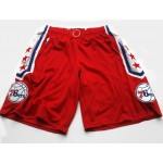 76ers Red