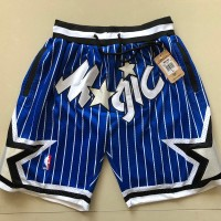 Orlando Magic Blue JUST DON Shorts