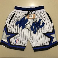 Orlando Magic White JUST DON Shorts