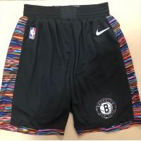 Brooklyn Nets 2019 City Edition Shorts
