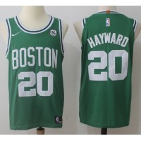 Gordon Hayward Boston Celtics Green Jersey