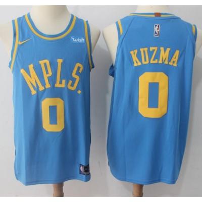 4647e667c38 Kyle Kuzma Los Angeles Lakers MPLS Jersey