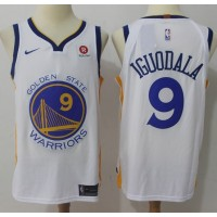 Andre Iguodala Golden State Warriors White Jersey