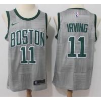 a80651e82dd Kyrie Irving Boston Celtics 2017-18 City Edition Jersey