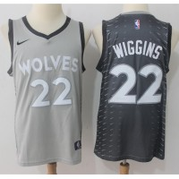 Andrew Wiggins Minnesota Timberwolves 2017-18 City Edition Jersey