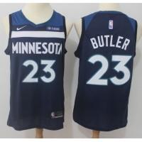Jimmy Butler Minnesota Timberwolves Blue Jersey