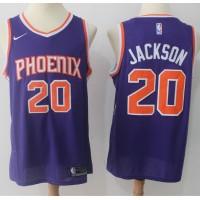 Josh Jackson Phoenix Suns Purple Jersey