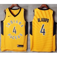 Victor Oladipo Indiana Pacers Yellow Jersey