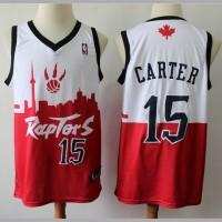Vince Carter Toronto Raptors City DNA Special Edition Jersey
