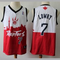 Kyle Lowry Toronto Raptors City DNA Special Edition Jersey