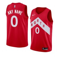 Toronto Raptors 2018-19 Earned Edition Customizable Jersey