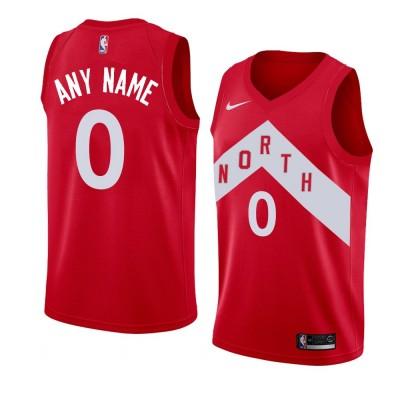 *Toronto Raptors 2018-19 Earned Edition Customizable Jersey