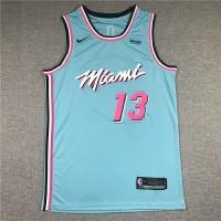 Bam Adebayo 2020 City Edition Miami Heat Jersey