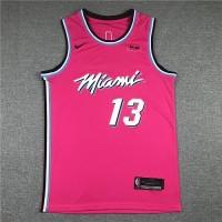 Bam Adebayo 2019 Earned Edition Miami Heat Jersey