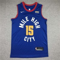 Nikola Jokić Denver Nuggets Mile City Jersey