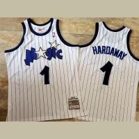 Penny Hardaway Mitchell & Ness Orlando Magic Rookie Season 1993-94 White Jersey - Super AAA