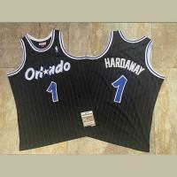 Penny Hardaway Mitchell & Ness Orlando Magic 1994-95 Black Jersey - Super AAA