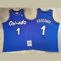 Penny Hardaway Mitchell & Ness Orlando Magic 1994-95 Blue Jersey - Super AAA