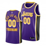 Lakers Purple