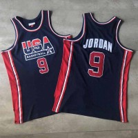 *Michael Jordan 1984 USA Mitchell & Ness Jersey - Super AAA