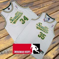 Seattle Supersonics Vintage Jerseys