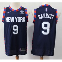 RJ Barrett New York Knicks 2019 City Edition Jersey